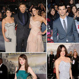 See the Stars Arrive at the Breaking Dawn Part 2 LA Premiere