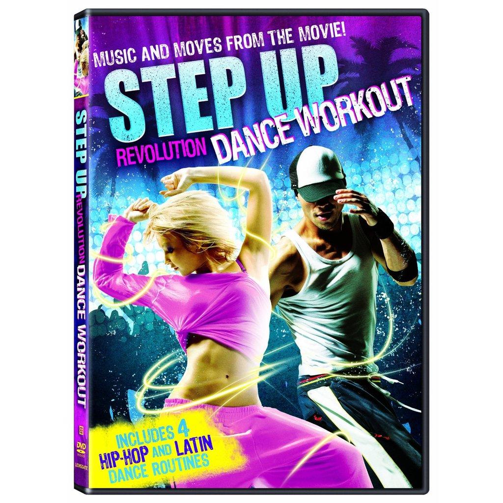 Step Up Revolution Dance Workout ($10)
