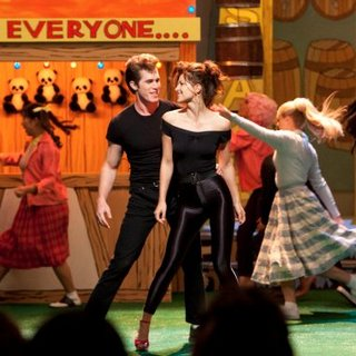 Glee's Grease Episode Pictures