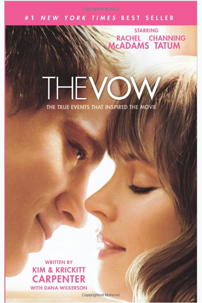 The Vow: The True Events That Inspired the Movie ($6)