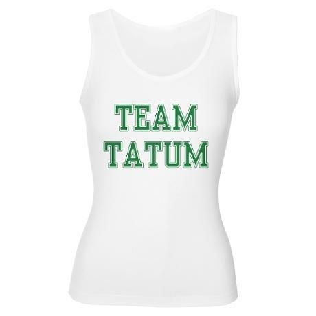 Team Tatum Tank Top ($28)