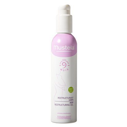 For All-Over Firming: Mustela Postpartum Body Restructuring Gel