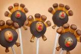 Gobble, Gobble Cake Pops