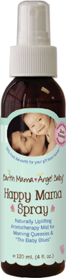 For Mom's Well-Being: Happy Mama Spray