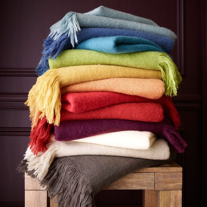 A classic gift for anyone on your list? This cozy  Throw ($19, originally $29), comes in a variety of shades.