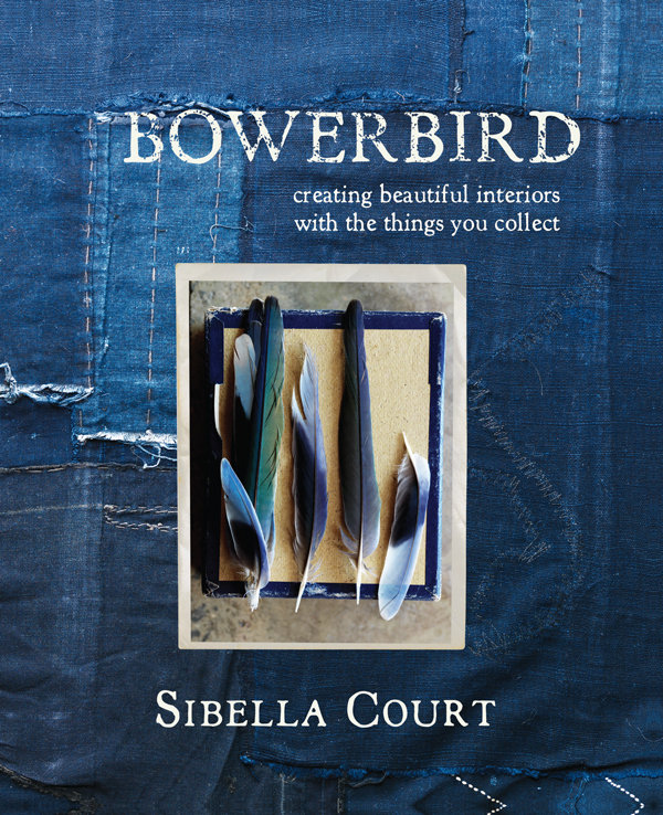 Sibella Court's gorgeous design book, Bowerbird ($27), shows readers how to curate and style beautiful collections in their homes.