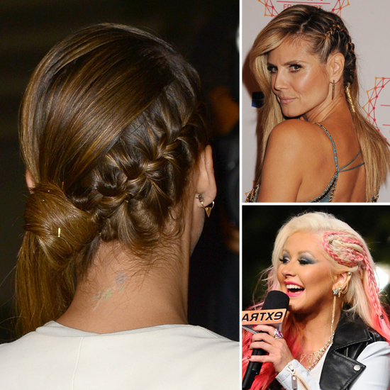 Hairstyles with Braids On One Side