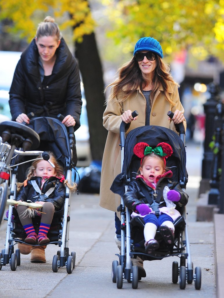 Sarah Jessica Parker Has a Magical Evening and an Adorable Morning