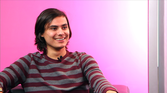 Kiowa Gordon Talks Rob and Kristen's Parenting Skills and a Possible Twilight Revamp