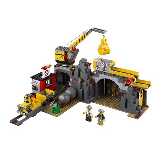 LEGO City The Mine