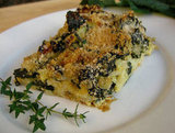 Provencal Kale and Cabbage Gratin