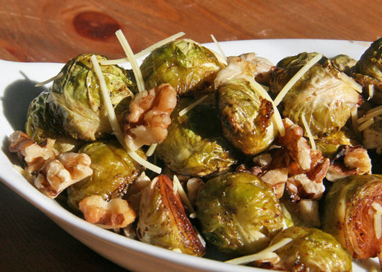 Veggie-Filled Sides: Balsamic Brussels Sprouts