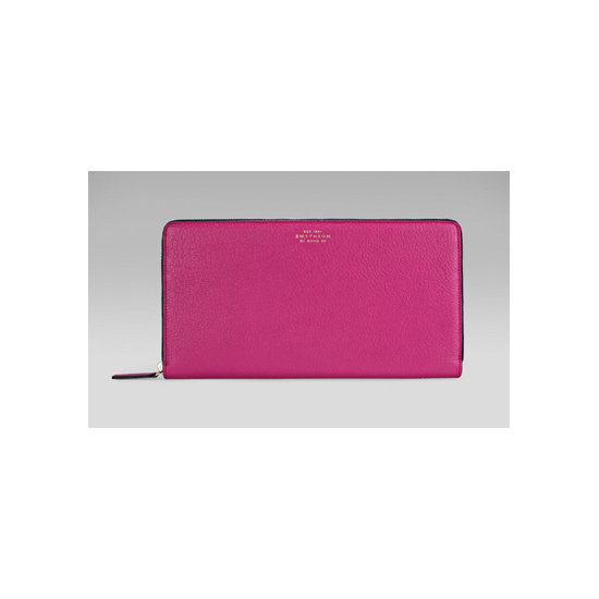 Travel wallet, from $642, Smythson