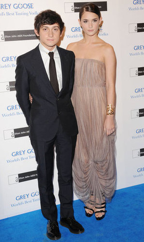 Craig Roberts and Emma Pawson