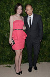 Dakota Fanning and Jason Wu