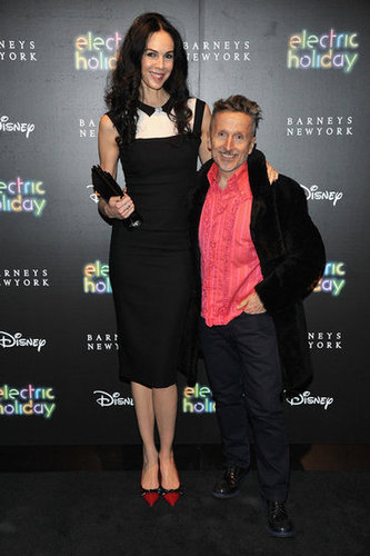 L'Wren Scott and Simon Doonan