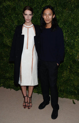Vanessa Traina and Alexander Wang