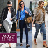 7 Outstanding Celebrity Styles to Be Inspired By Right Now