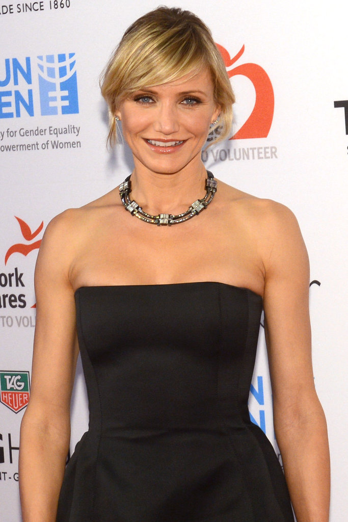 """Cameron Diaz will star as the lead in The Other Woman, which is described as a """"revenge comedy."""""""
