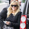 Reese Witherspoon Arriving at a Meeting in LA
