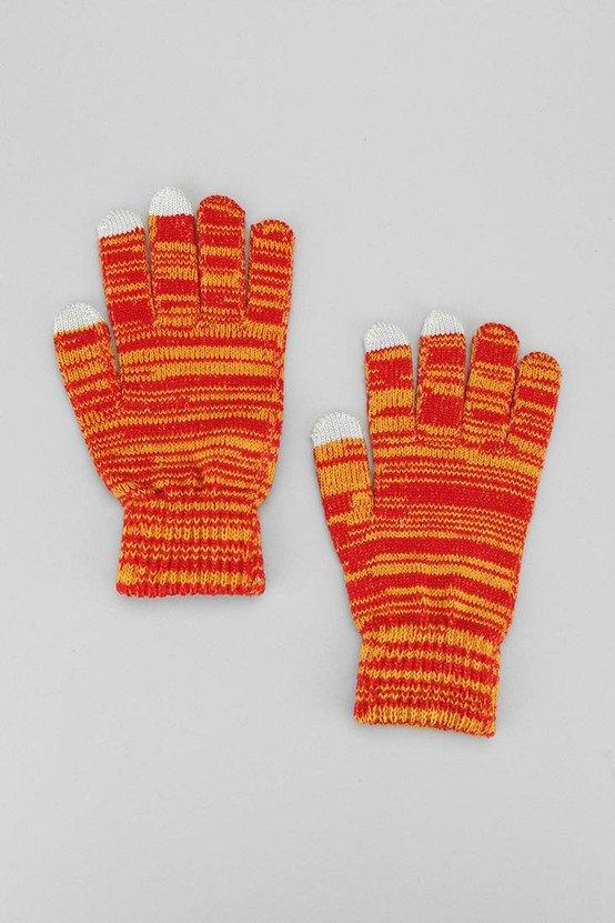 Marled Touchscreen Glove