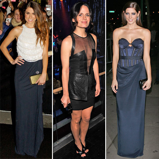 Nikki Reed & Ashley Greene At Breaking Dawn Part 2 Premiere