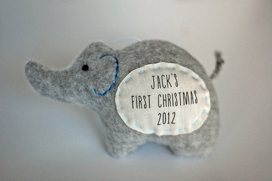 Fleece Ornament 