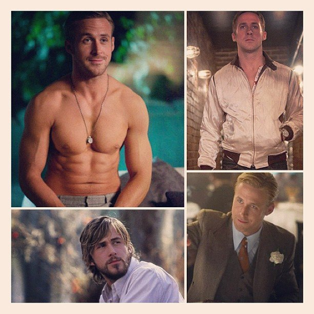 Ryan Gosling turned 32! Naturally, PopSugar editor Jess celebrated by putting together a gallery of his hottest pics.