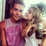 Aussie model Nathan Jolliffe hung out with new girlfriend Abbey Ginns. Source: Instagram user nathanjolliffe
