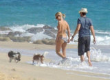 Julianne Hough Breaks Out Her Bikini in Cabo With Ryan Seacrest