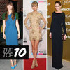 Top Ten Best Dressed Celebrity Looks This Week: Kate Moss