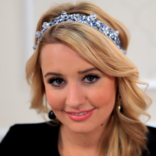 Chanel Fall 2012 Hair: DIY Headband Project
