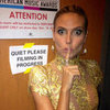 American Music Awards Instagram and Twitter Pictures 2012