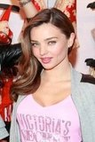 Miranda Kerr celebrated the reopening of Victoria's Secret Herald Square in NYC.
