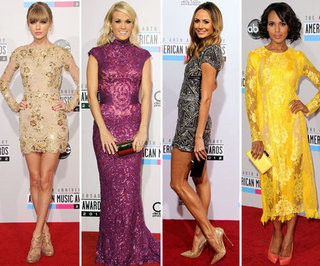 Best-Dressed Celebrities at American Music Awards