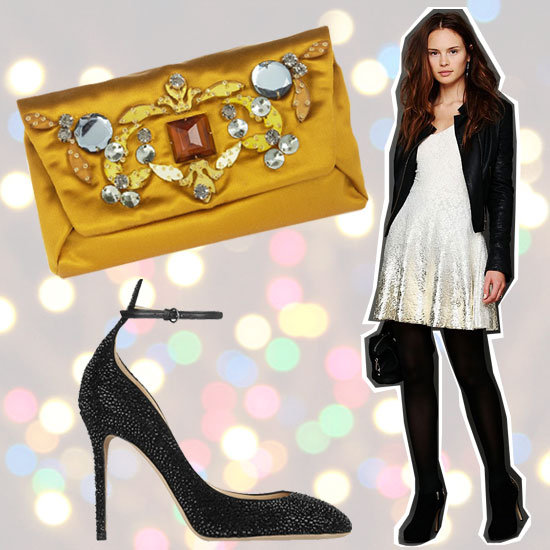 The 7 Holiday Party Staples Every Girl Should Have at the Ready