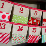 Buy: Loo De Loop Fabric Bunting Advent Calendar
