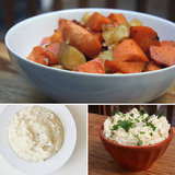 Your Healthy Thanksgiving: Smashes, Mashes, and Spuds