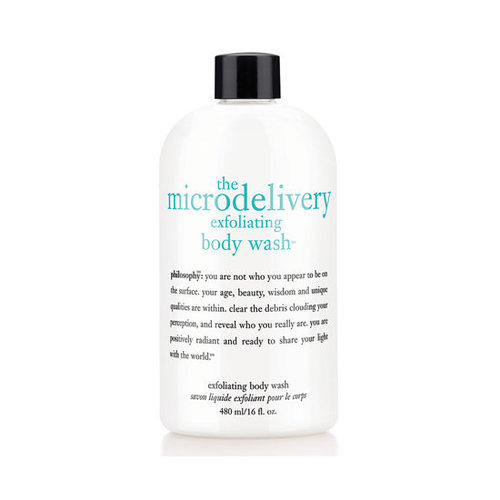 Philosophy Microdelivery Exfoliating Body Scrub Review