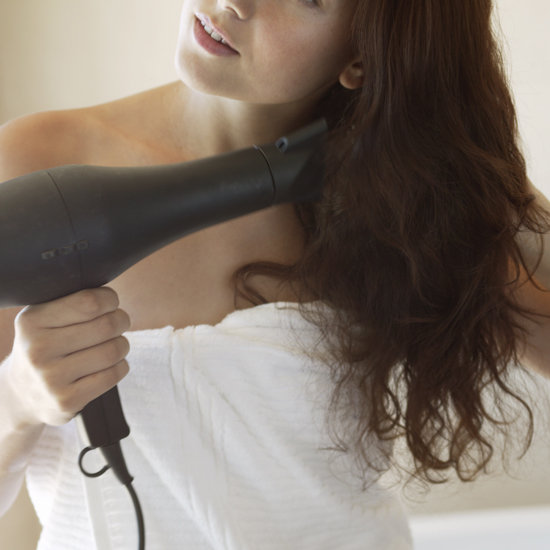 Grease Culprit: You're Not Blow-Drying Correctly