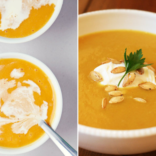 Did You Make Butternut Squash or Pumpkin Soup?