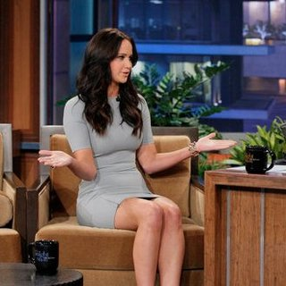 Jennifer Lawrence Interview on Jay Leno