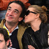 Mary-Kate Olsen Cuddles With Olivier Sarkozy | Pictures
