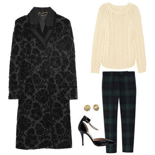 What to Wear With a Fancy Coat 2012