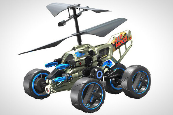 For 8-Year-Olds: Air Hogs Hover Assault Radio-Controlled Helicopter