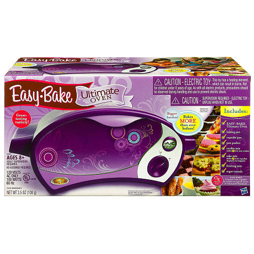 For 8-Year-Olds: Easy-Bake Ultimate Oven