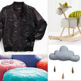 Eco Chic! 8 Faux-Leather Finds For Kids
