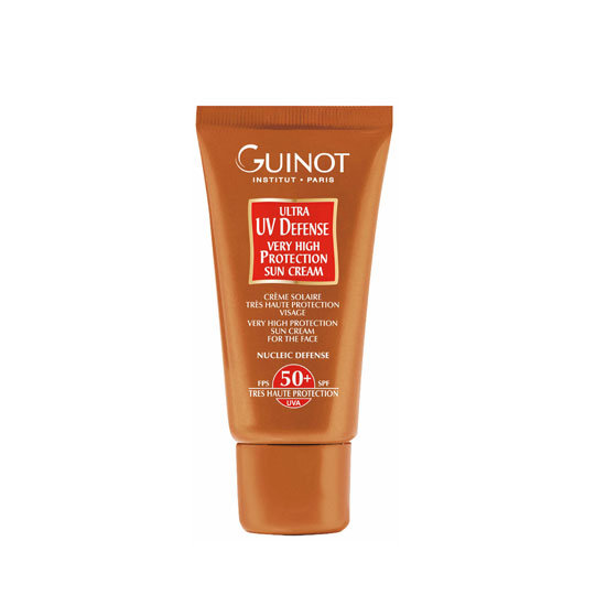 Guinot Ultra Defense SPF50, $54