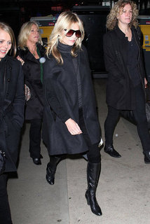 Best-Dressed Celebrities and Models | Nov. 23, 2012