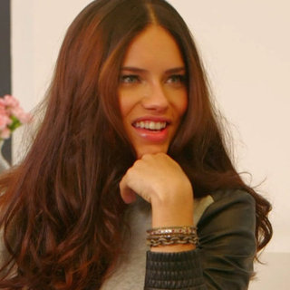 Adriana Lima's Diet Secrets | Interview (Video)